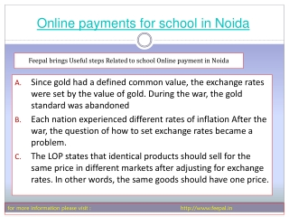 Download  Online payments for school in Noida Fees System
