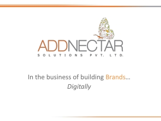 Addnectar Solution Pvt. Ltd.- Advertising Outsourcing Servic