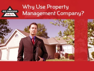 Benefits of property manager in La Mirada