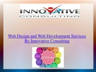 Web Design and Web Development Services
