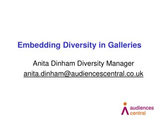 Embedding Diversity in Galleries