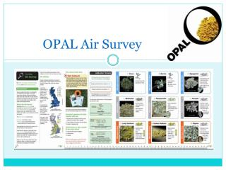 OPAL Air Survey