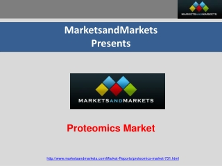 Global Proteomics Market worth $17.2 Billion by 2017