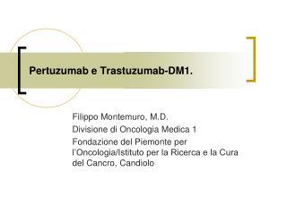Pertuzumab e Trastuzumab-DM1.
