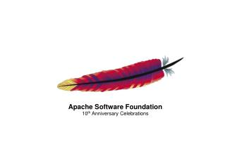 Apache Software Foundation 10th Anniversary Celebrations