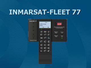 INMARSAT-FLEET 77