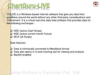 Albatross Software Services Pvt. Ltd.