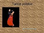 Tance polskie