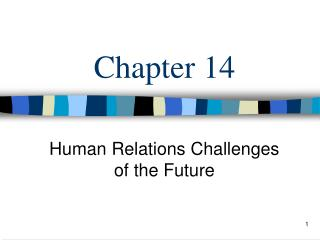 Human Relations Challenges of the Future