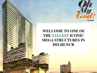 OMG Studio Apartments Noida Expressway @ 8800-49-0004