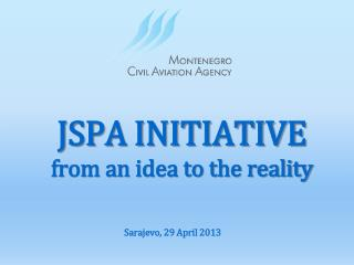 JSPA INITIATIVE from an idea to the reality