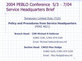 2004 peblo conference 53