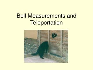 Bell Measurements and Teleportation