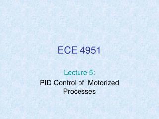 ECE 4951