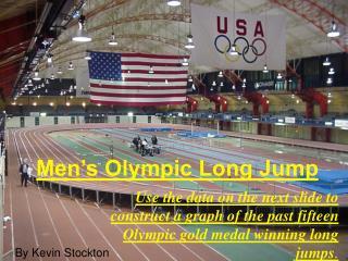 Men s Olympic Long Jump