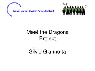 Meet the Dragons Project