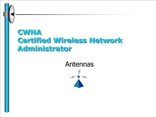 cwna certified wireless network administrator