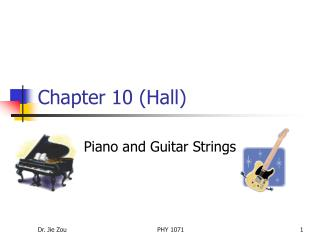 Chapter 10 Hall
