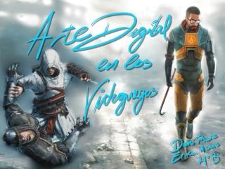 Arte Digital en los videojuegos
