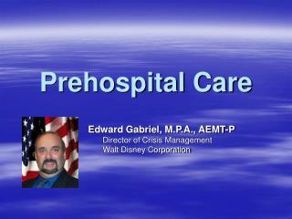 Prehospital Care