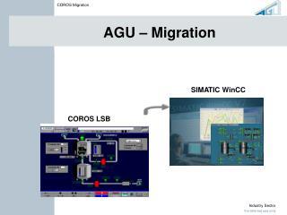 AGU   Migration