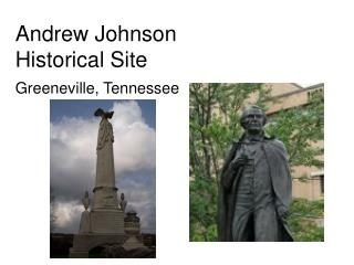 Andrew Johnson Historical Site
