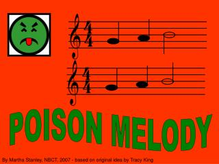 POISON MELODY