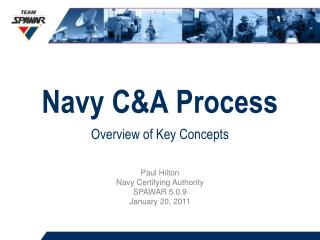 Navy CA Process