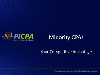 Minority CPAs