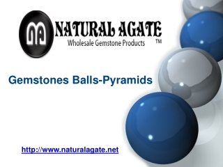 Gemstones Balls-Pyramids