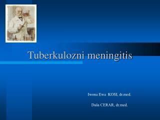 Tuberkulozni meningitis
