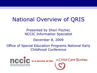 National Overview of QRIS