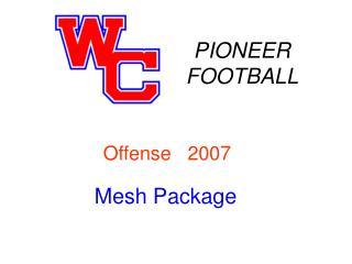 Mesh Package