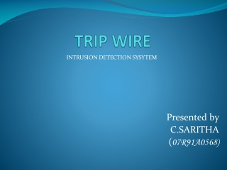 tripwire enterprise server   getting started