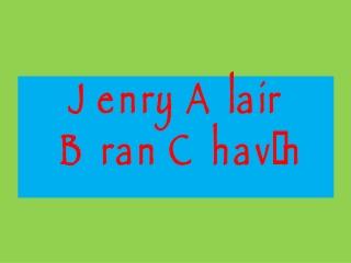 Jenry Alair Bran Chavin