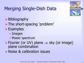 Merging Single-Dish Data