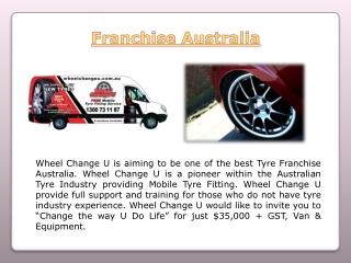 Australia Franchise