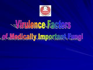 Virulence Factors