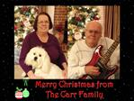Merry Christmas from The Carr Family