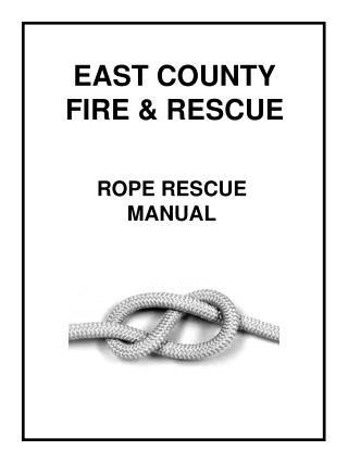 EAST COUNTY FIRE  RESCUE