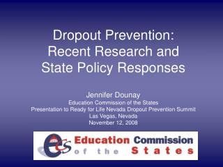 Nevada Dropout Prevention Summit