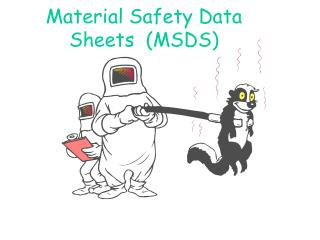 material safety data sheets  msds