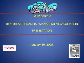 la medicaid  healthcare financial management association  presentation