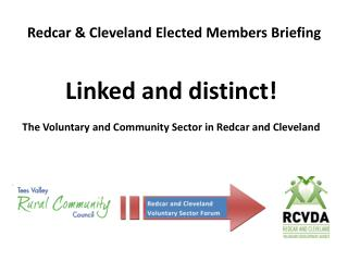 Redcar  Cleveland Elected Members Briefing
