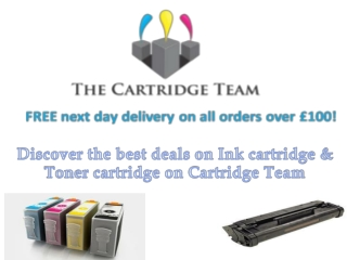 Cheap Ink Cartridges UK