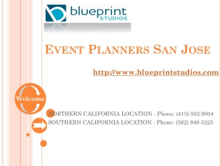 Event Planners San Jose
