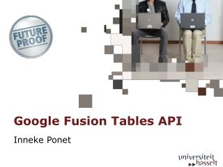 Google Fusion Tables API