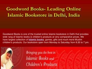 Islamic Books Online