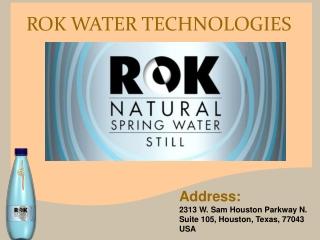 ROK Water Technologies