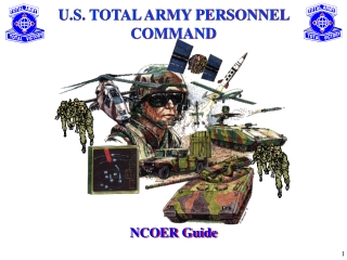 the noncommissioned officer  evaluation reporting system  ncoers
